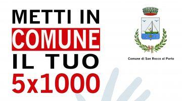 METTI IN COMUNE IL TUO 5X1000