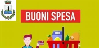 AVVISO PUBBLICO- ASSEGNAZIONE BUONI SPESA