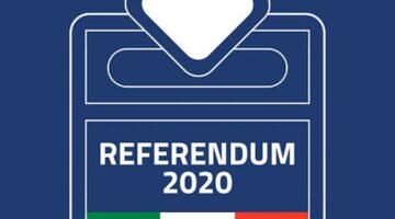 SCRUTINIO DEFINITIVO – REFERENDUM 20 E 21 SETTEMBRE 2020