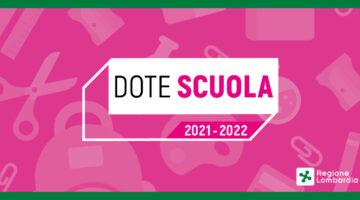 BANDO DOTE SCUOLA – MATERIALE DIDATTICO a.s. 2021/2022 e Borse di studio statali di cui al D.Lgs. n. 63/2017 a.s. 2020/2021