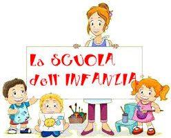 Scuola dell'infanzia – inizio lezioni