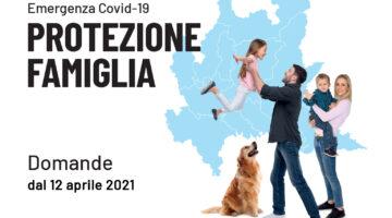 BANDO PROTEZIONE FAMIGLIA – EMERGENZA COVID-19 -contributi